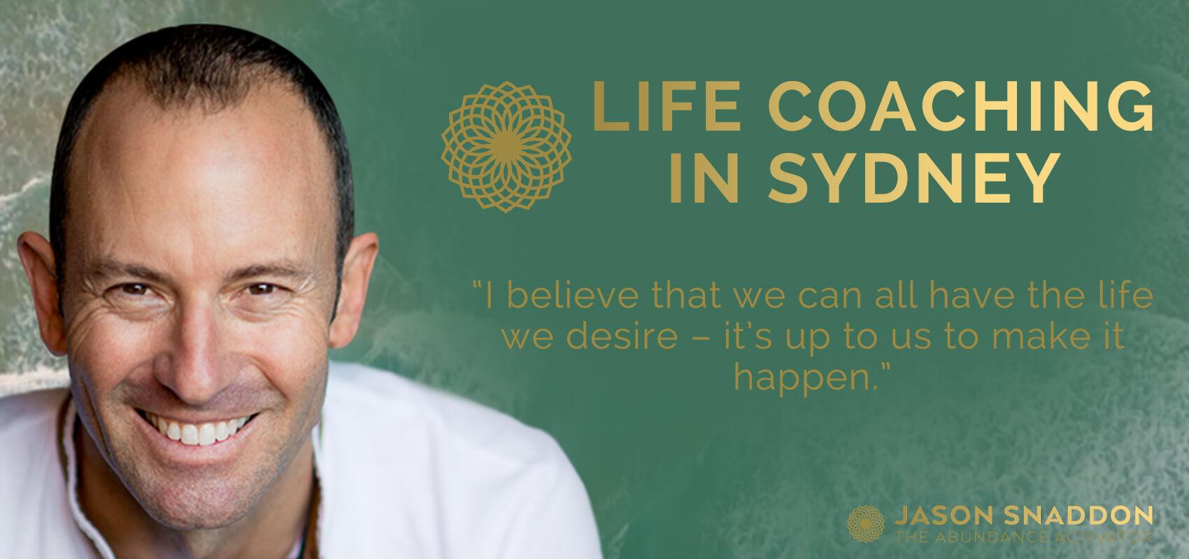 Life Coach Sydney