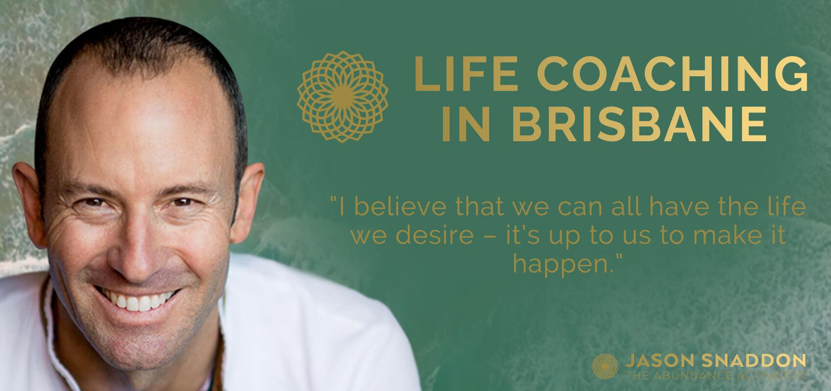 life coach Brisbane banner